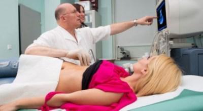 Показывает ли узи рак молочной железы