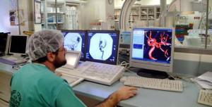 Что такое ангиография сосудов головного мозга