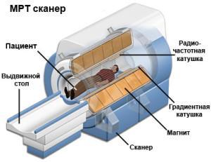 Принцип работы МРТ-томографа - кто придумал аппарат и каково его устройство?