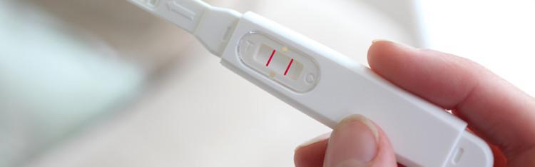 Тест для диагностики беременности после ЭКО