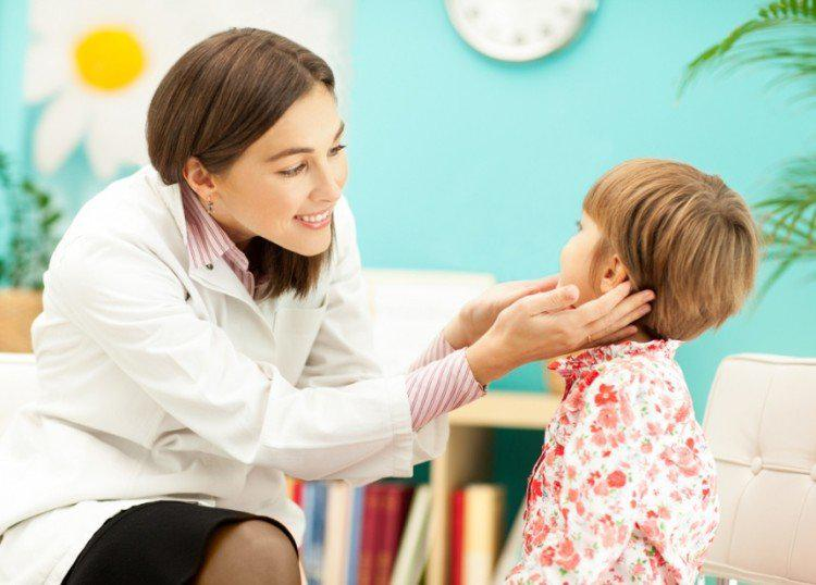 Таблица с нормами размеров щитовидной железы по УЗИ у детей и причины отклонений показателей